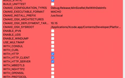 C++ libhv使用教程教程00–目录